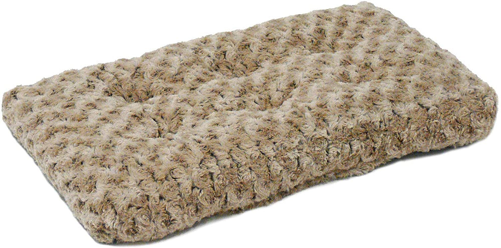 MidWest Homes for Pets Plush Dog Bed | Coco Chic Dog Bed & Cat Bed