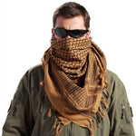 Outdoor Tactical Desert Storm Keffiyeh Scarf