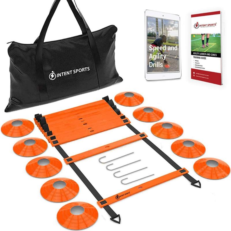 Pro Agility Exercise Training Set