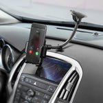 Universal Long Arm Windshield Car Phone Holder Mount