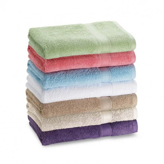 7-Pack: 100% Cotton Extra-Absorbent Bath Towels