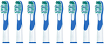 Multi-Pack  Replacement Toothbrush Heads Compatible with Braun Oral B Sonic Complete & Vitality Sonic