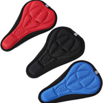 Adjustable Padded Gel Cushion Bike Seat Cover
