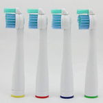 4 Pack Replacement Electric Toothbrush Replacement Heads for Philips Sonicare Sensiflex HX2014 / HX1600 / HX2012