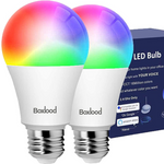 Remote Control Multicolor Dimmable Color Changing Smart Light Bulb