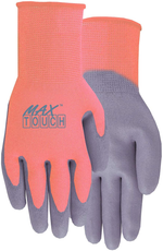 Rubber Dipped Work Gloves for Women