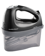 Hamilton Beach 6-Speed Hand Mixer With Snap-On Case