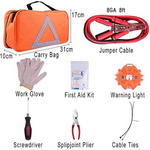 Emergency Roadside Assistance Safety Kit