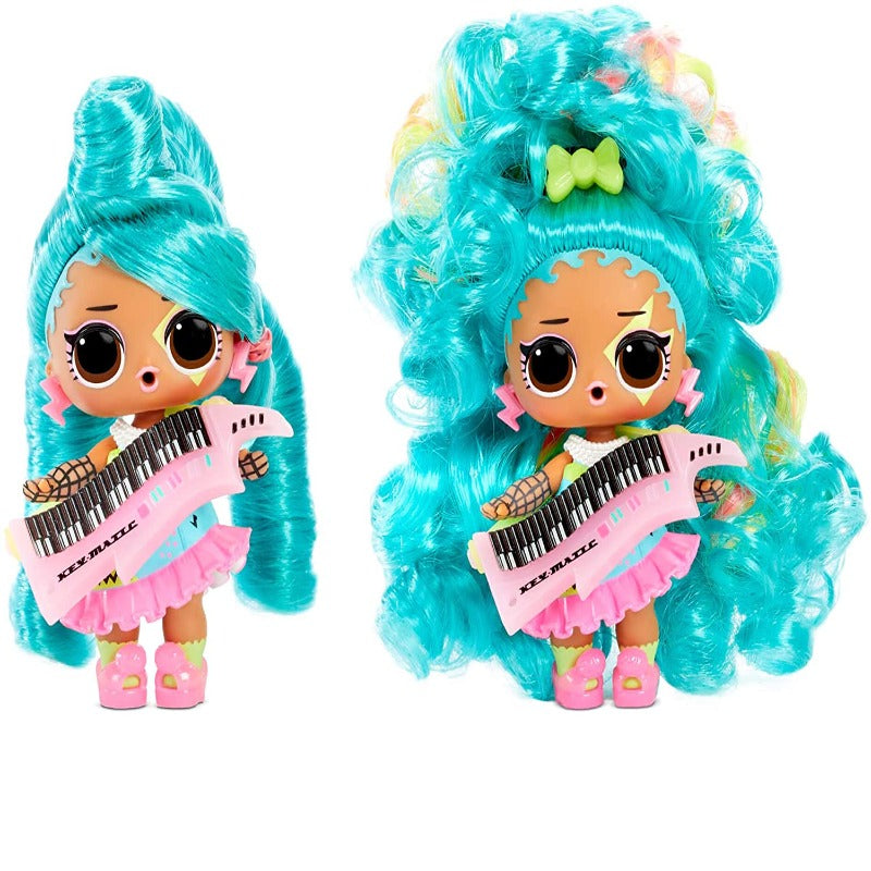 L.O.L. Surprise! Remix Hair Flip Dolls