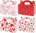 24 Piece Valentine's Day Treat Boxes