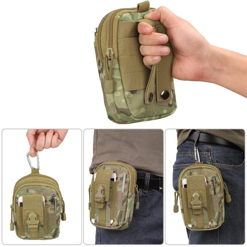 Tactical Universal Outdoor Molle Pouch