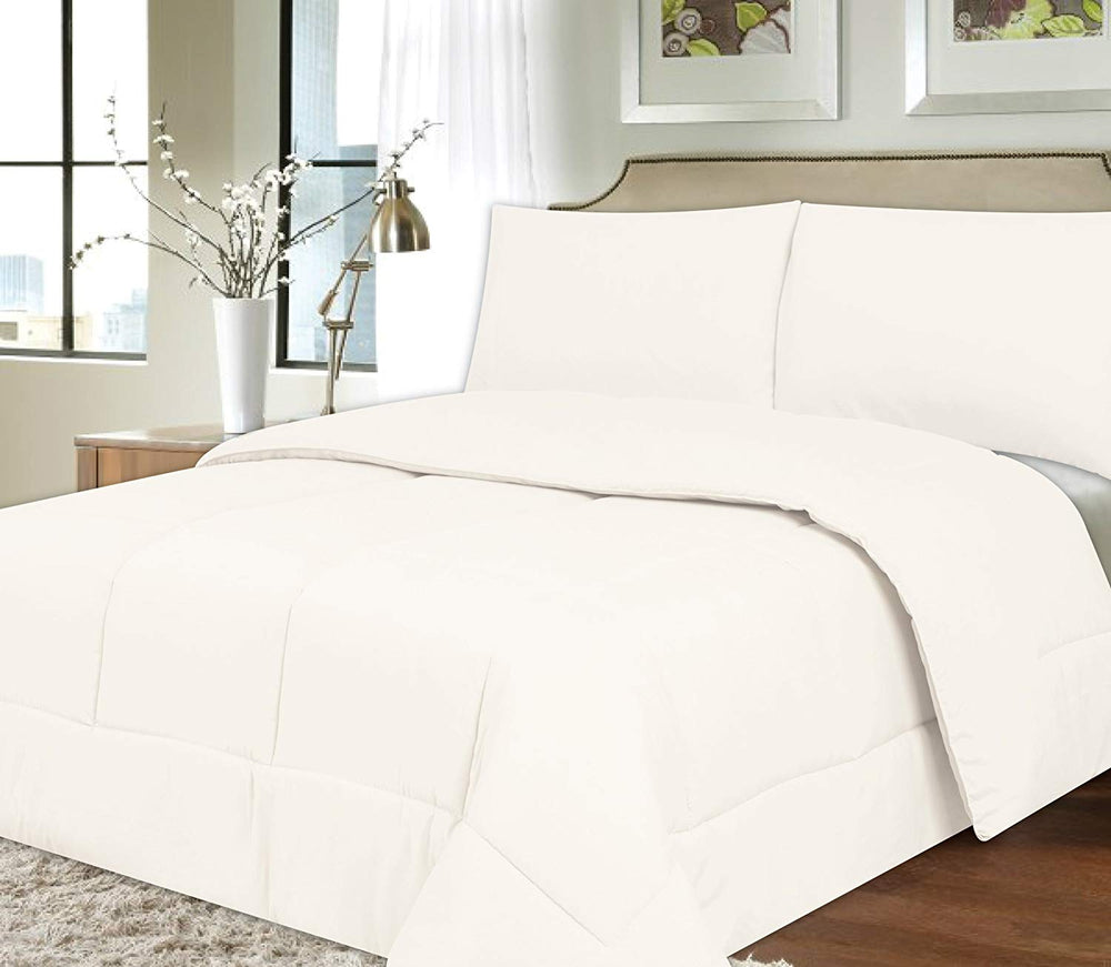 Down Alternative Polyester Microfiber Comforter