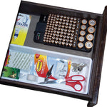Daddy Battery Organizer With Tester
