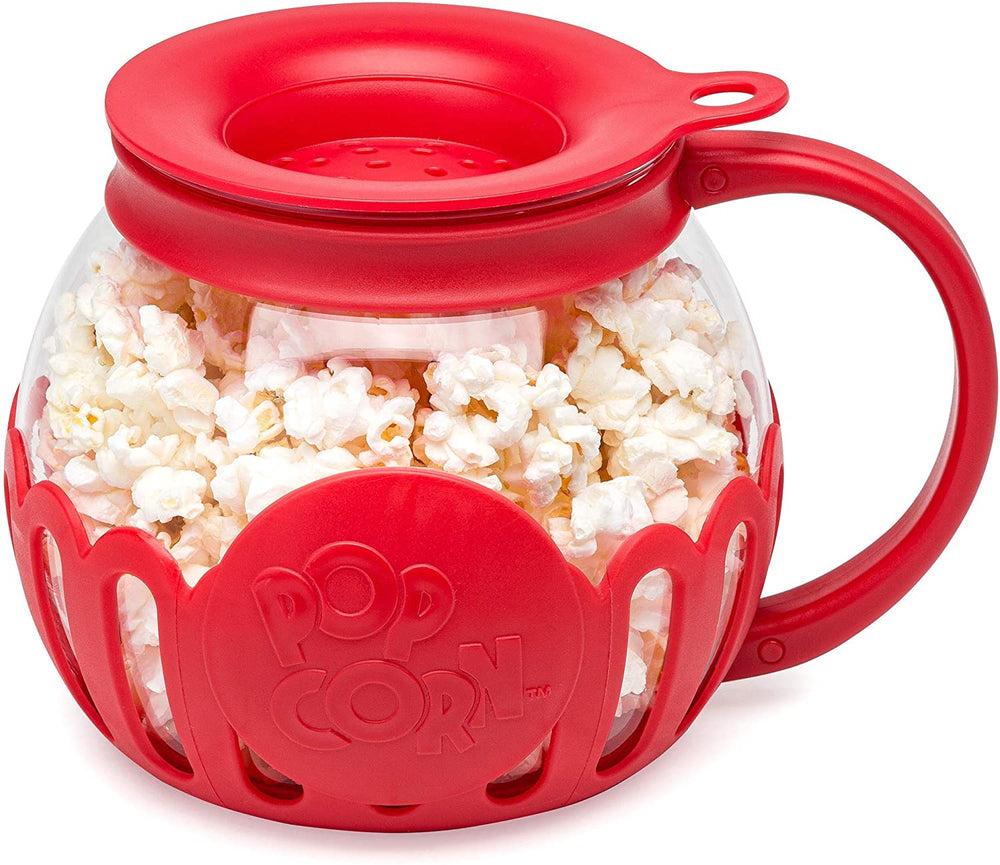 3 In 1 Micro-Pop Microwave Popcorn Popper