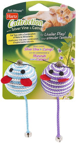 Hartz Cattraction Silver Vine & Catnip Cat Toys
