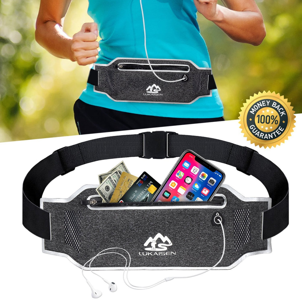 Fitness Water Resistant Sport Fanny Pack