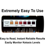 Ketosis Level Testing Strips
