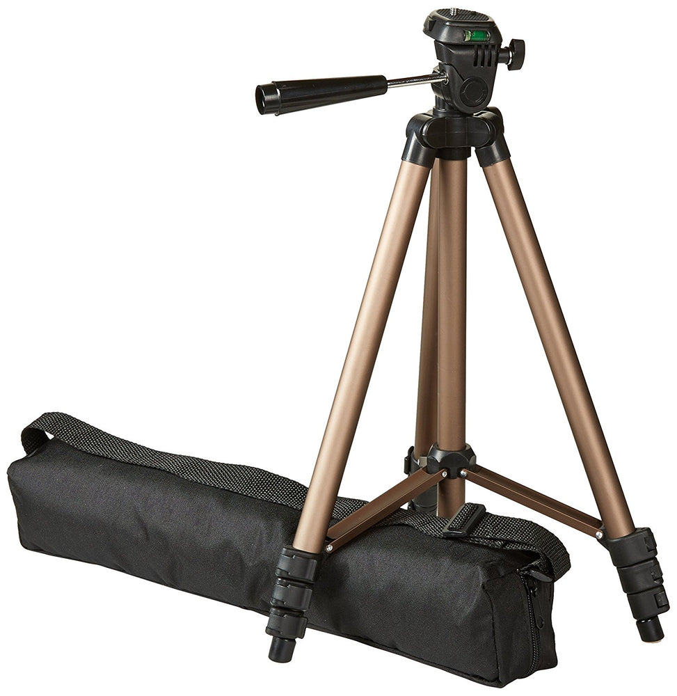 50-Inch Lightweight Tripod with Bag and SanDisk 32GB Ultra Class 10 Memory Card Bundle