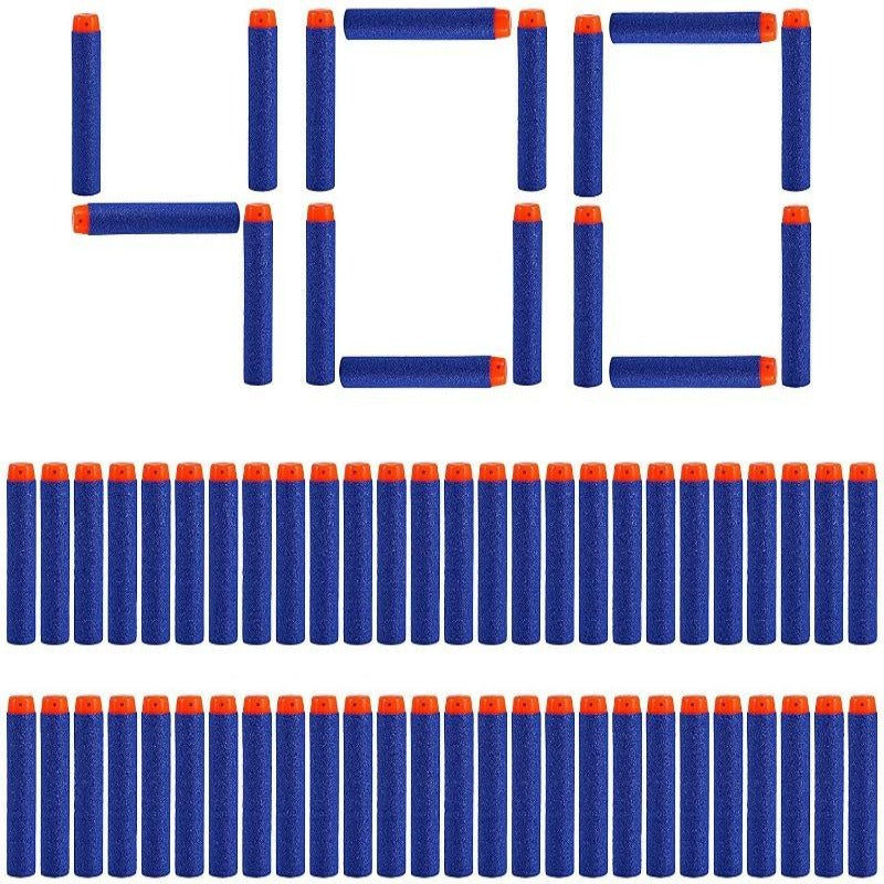 400-Dart Refill Pack For Nerf N-Strike Elite