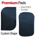 2 Pack: Premium Universal Multi-Purpose Sticky Anti-Slip Gel Pads