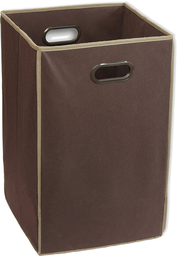 Foldable Closet Laundry Hamper Basket,