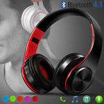 HIFI Stereo Wireless Headphone Bluetooth V5.0 with Microphone