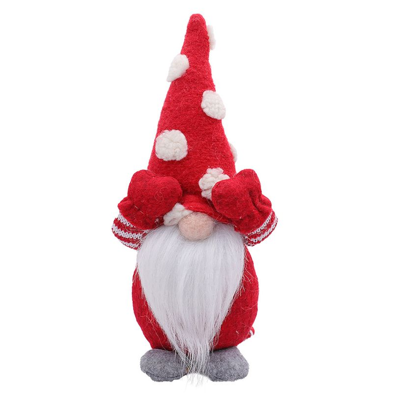 Handmade Christmas Gnome Doll