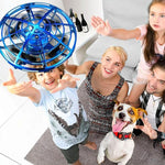 Hand Operated Mini Helicopter Drone
