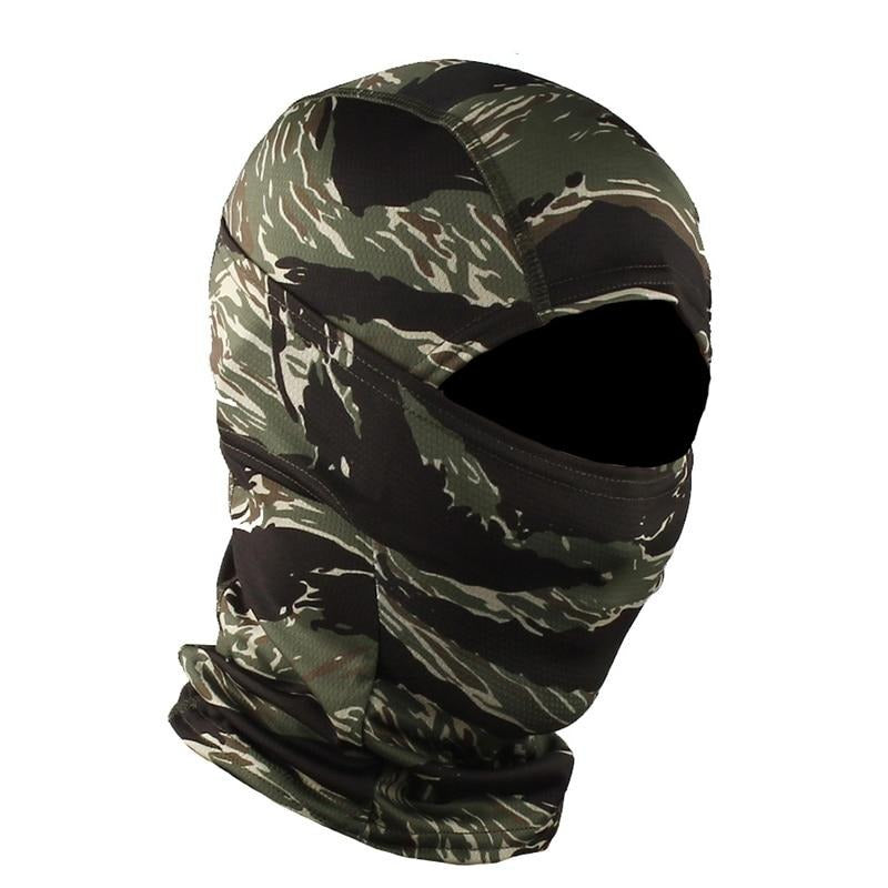 Camouflage Tactical Balaclava