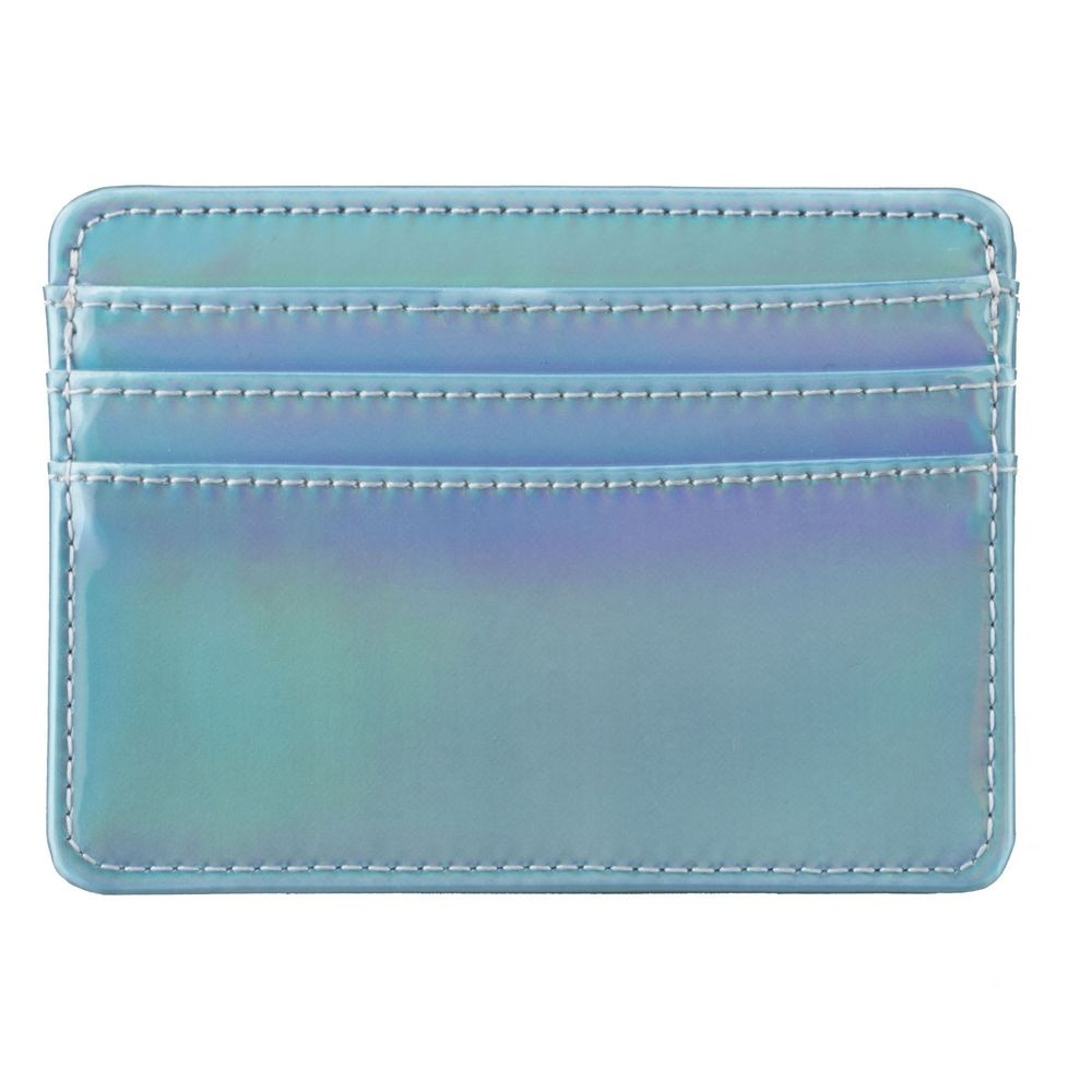 Leather RFID Business Bank Card ID Holder Wallet