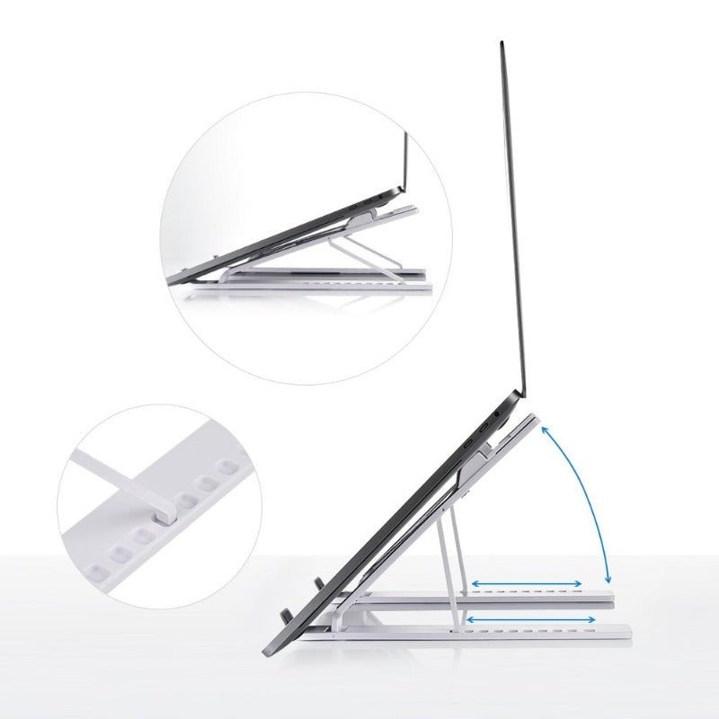 Adjustable Non-Slip Laptop Stand