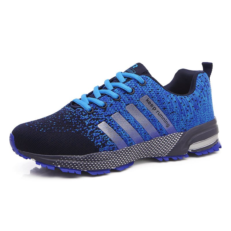 Men's Comfort Fit Breathable Running Shoes