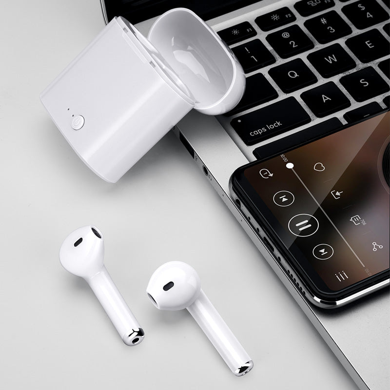 Wireless Bluetooth Stereo Earbud Set