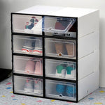 Transparent Shoe Organizer