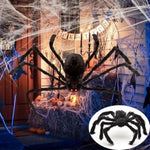 Giant Spider Halloween Decor Outdoor Yard Spider