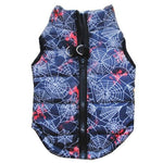 Padded Windproof Vest For Small Dogs