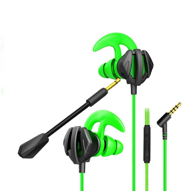 Wired Noise Cancelling Gaming Earbuds