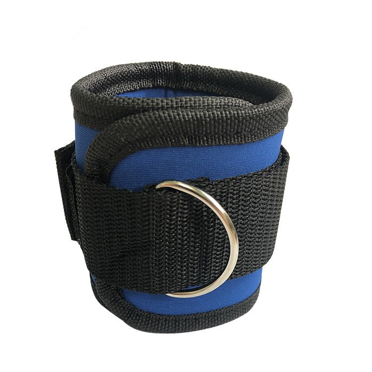 Bodybuilding Ankle Cuff with D Ring