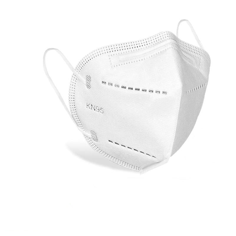 Breathable 95% Filtration 4 Layer KN95 Face Mask