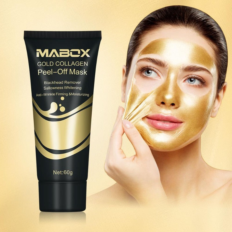 24K Gold Anti Aging Collagen Peel Off Mask