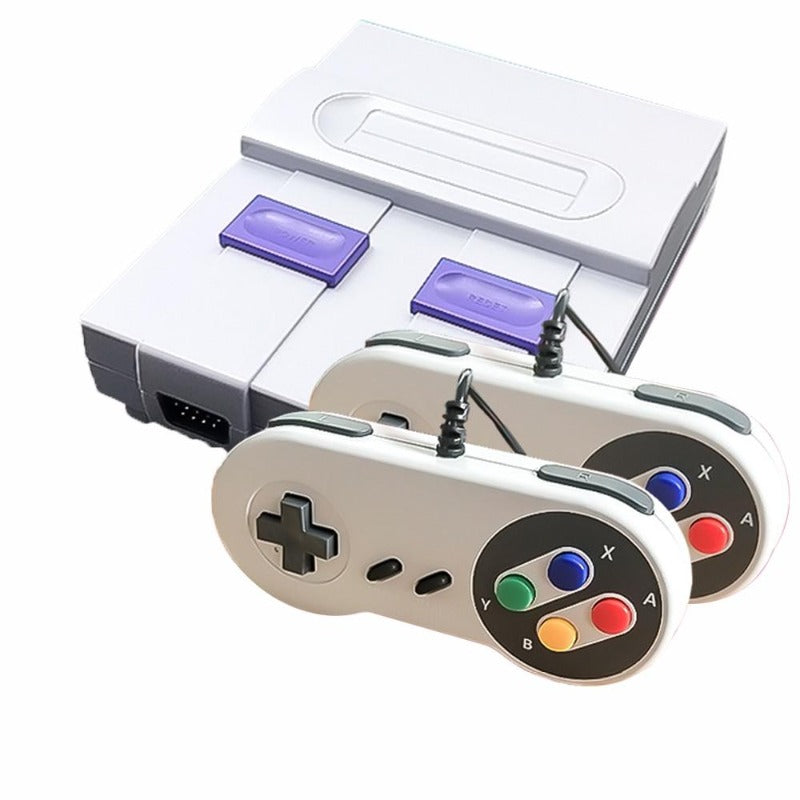 Retro Super Classic Game Mini Plug & Play System with Built-in Games