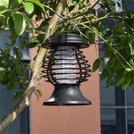 Outdoor Solar Mosquito Pest Insect Zapper