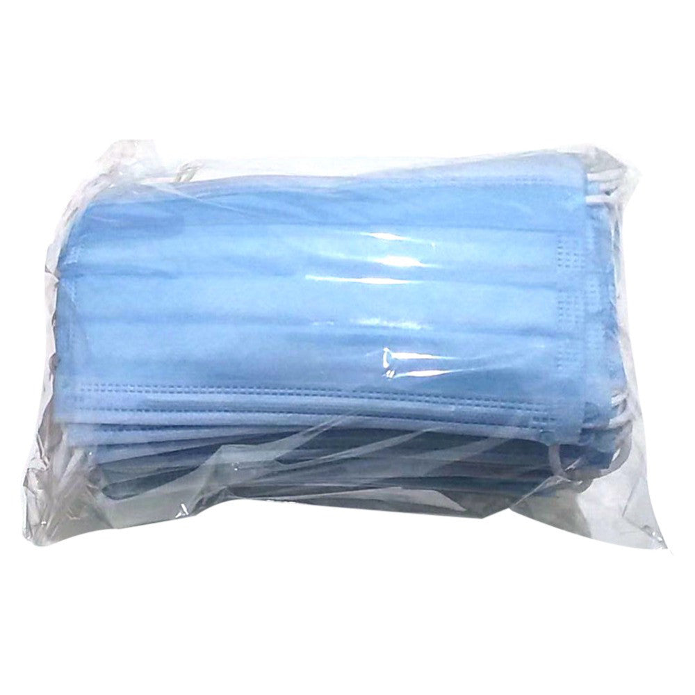 3 Layer Disposable Non-Woven Face Mask - Ship from US!