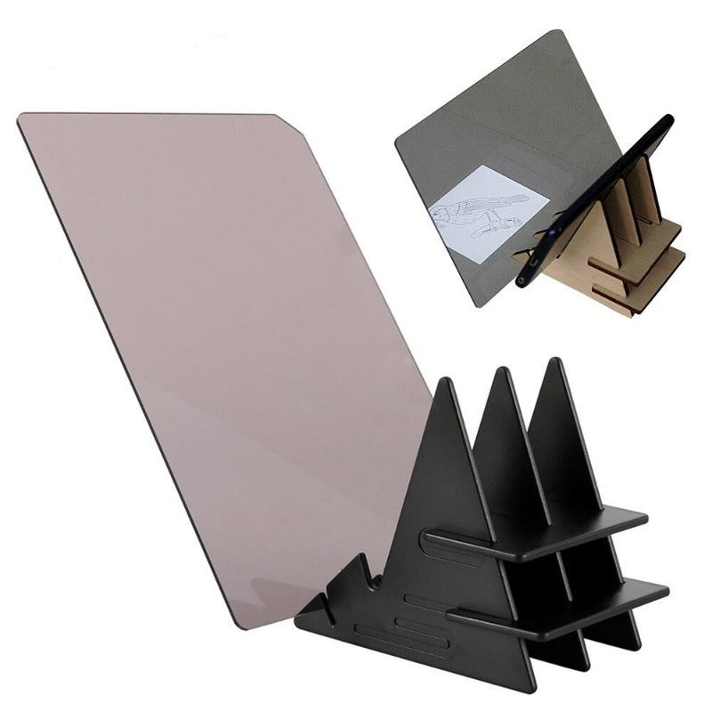 Optical Imaging Drawing Board with Stand