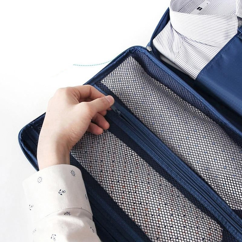 Multifunctional Shirt And Tie Travel Bag