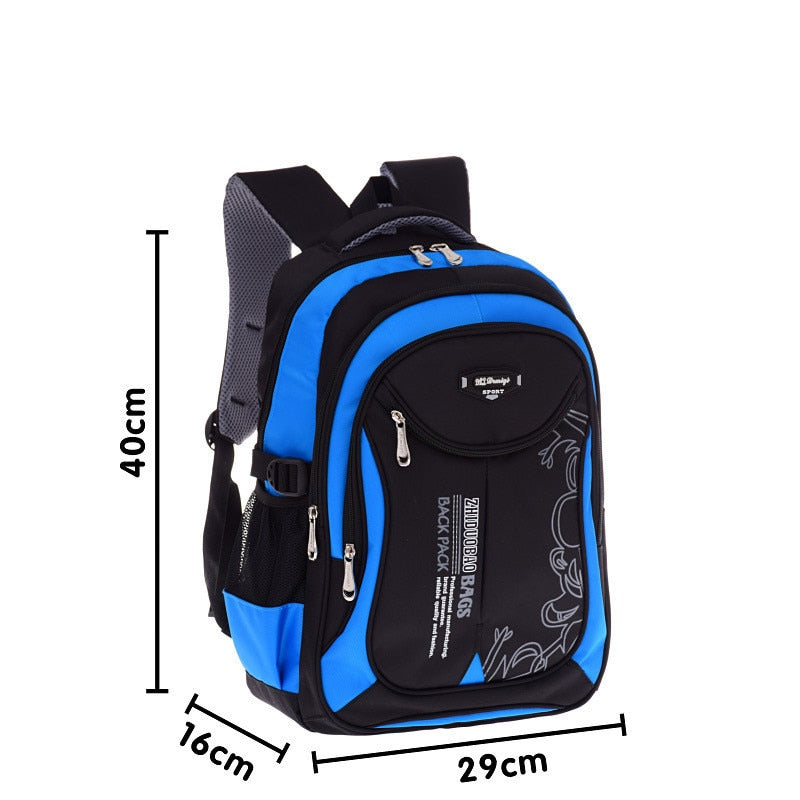 Children's High-Quality School Backpack