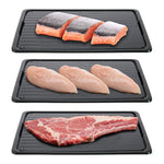 2-In-1 Rapid Defrosting Meat Tray