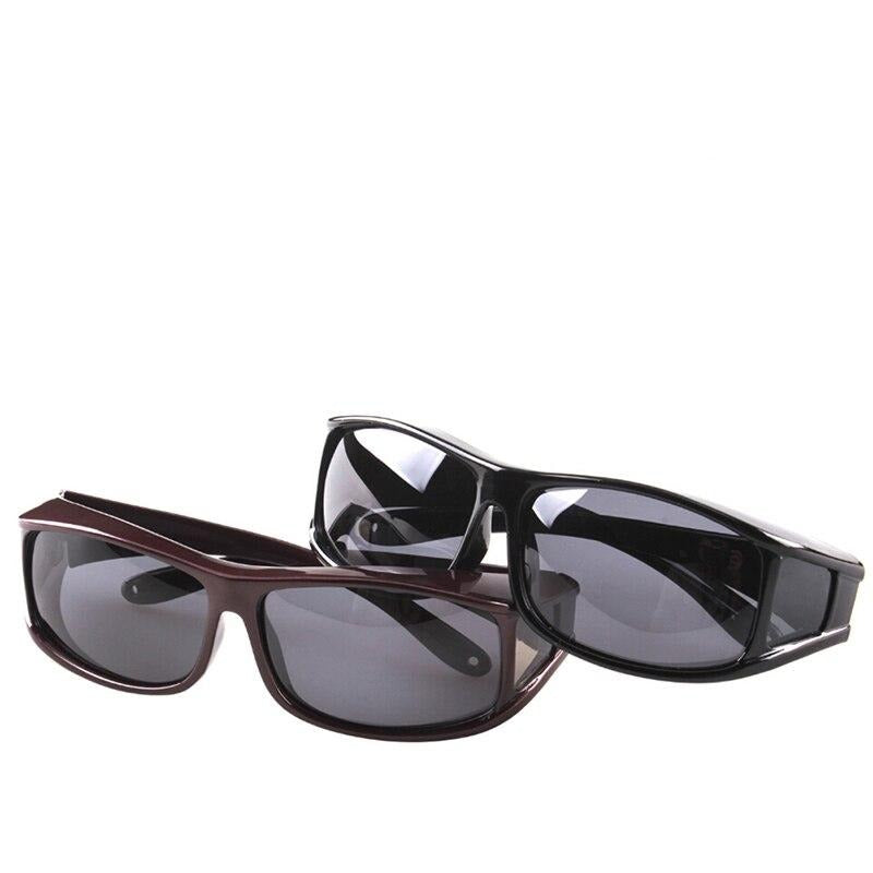Unisex UV400 Polarized Fit Over Sunglasses