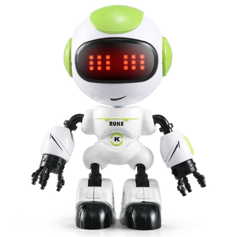 Kid's Smart Mini Robot With Touch Control