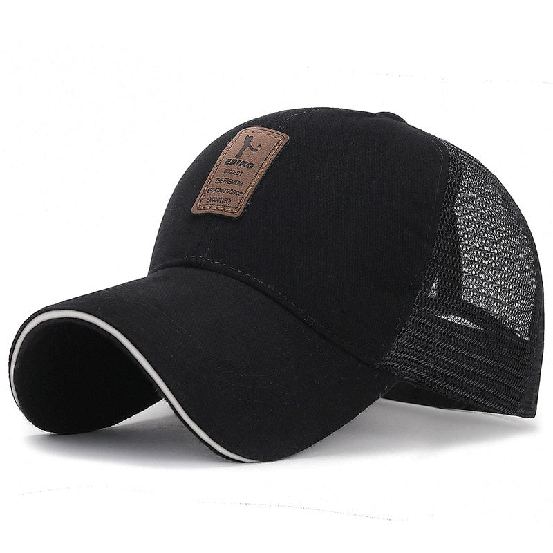 Men's Cotton Breathable Baseball Hat